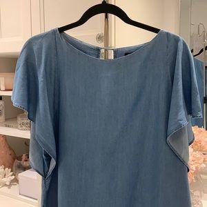 Massimo Dutti jeans blouse